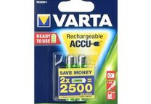 Varta Akumulator R3 1000 Mah (Aaa) 2Szt, Ready Use