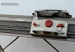 Máquina de tricotar malha