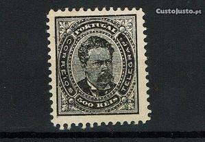 Selo de Potugal 1882/84-Afinsa 64 MVLH-Ver Nota