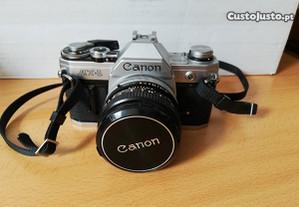 Máquina Analógica Canon AT-1