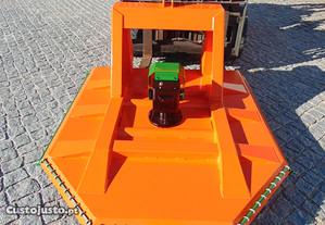 Capinadeira de 1,50mts Extra-Forte com Cabeça de 8