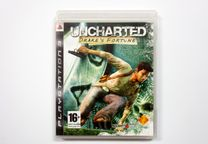 Uncharted - Drake's Fortune (PS3) sem disco