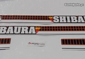 Shibaura S 445 S435 S325 autocolantes tractor
