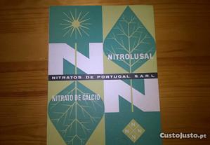 Nitrolusal - Boletim informativo de 1961