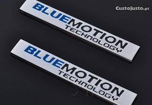 Emblema VW Bluemotion