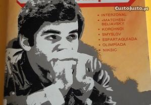 Kasparov percurso do jovem campeão