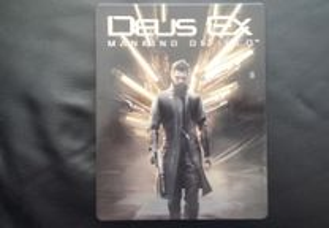 Deus Ex Mankind Divided Steel. Ed. Xbox One/Series