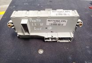 Caixa Fusíveis Fiat Punto 1.2 01 (46774360CPL)