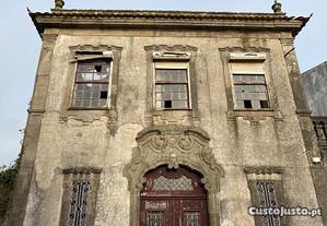 Moradia Vila do Conde para reconstrução