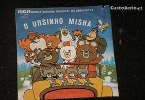 Mini disco Ursinho Misha