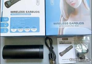 Bluetooth fones de ouvido 5.0 - À Prova de Água