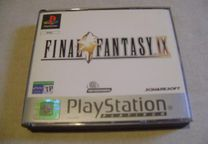 Jogo Psx Final Fantasy IX 9 50.00