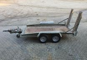Reboque porta máquinas 3500 kg
