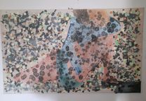 Quadros pintura acrílico originais
