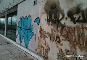 Remoção de Graffiti