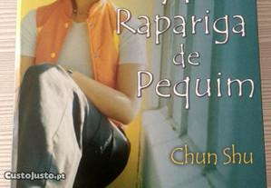 Livro A Rapariga de Pequim