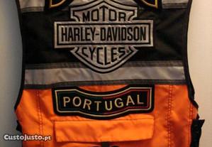 Harley Davidson Colete Reflector