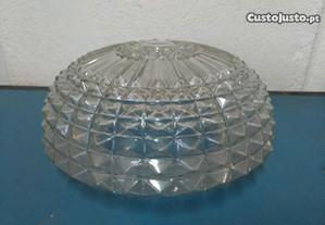 Retro Vintage Antigo Abajur Vidro Candeeiro Tecto