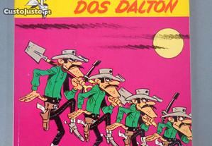 Livro - Lucky Luke - O esconderijo dos Dalton -