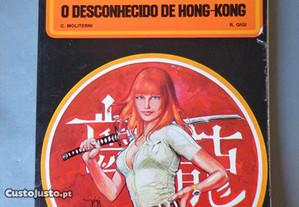 Livro Scarlett Dream - O Desconhecido de Hong Kong