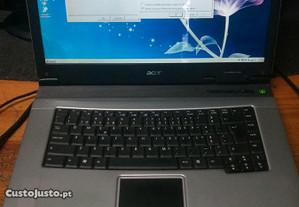 Portátil Acer travelmate 4502 para peças