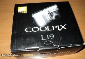 Nikon Coolpix L19 - Máquina fotográfica digital