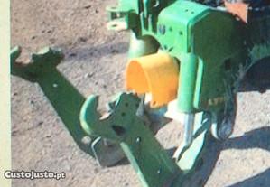 Trator-Hidraulico Frontal John Deere Série 6000