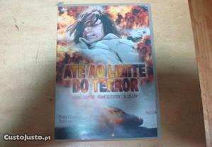 dvd original até ao limite do terror