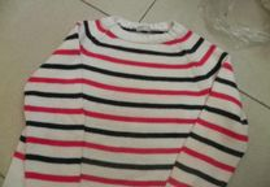 camisola em malha da Zara