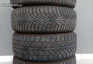 4 pneus 205-55-16 - 91H de inverno