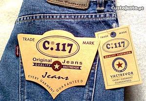 Jeans / calças de ganga C117