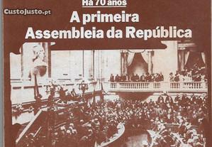 Revista HISTÓRIA de O Jornal nº 34 Agosto 1981.
