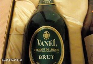 Champanhe Vanel Cremant de Limoux 1988