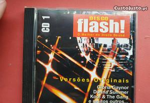 Disco Flash! Melhor do Disco Sound CD1
