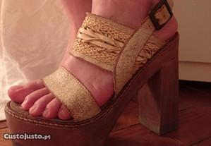 Sapatos Xuz tamanho 35