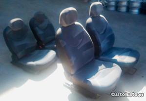 Intriores citroen C2 2006