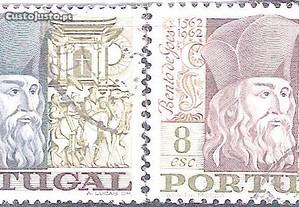 Selos Afinsa 1020 e 1021 Serie Completa