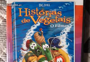 [DVD] Histórias de Vegetais: O Filme