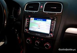 Auto-Rádio VW SEAT SKODA Android 10 64GB dvd Octa