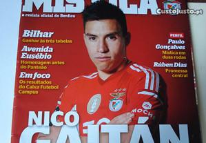 Revista Mística - Nico Gaitán