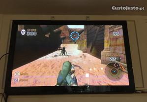Wii Links crossbow jogo e pistola