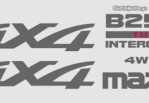 Kit autocolantes Mazda B2500