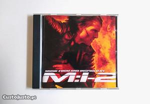 MI2 - Mission Impossible 2 - Banda Sonora Original