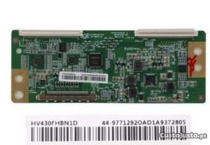 HV430FHBN1D placa Tcon