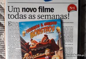 [DVD] Pequenos & Grandes Monstros