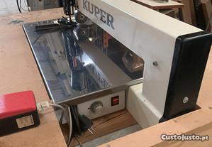 Máquina de cozer folha Kuper