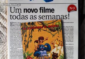 [DVD] As Aventuras de Mowgli