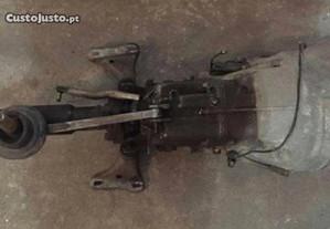 Caixa de velocidades Bmw E46 320d 136 cv 98 a 01