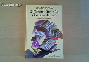 O menino que não gostava de ler, de Susana Tamaro