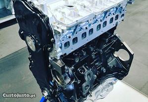 Motores Reconstruidos a Diesel e Gasolina